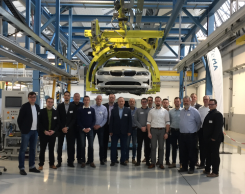 Successful start of the UmSenAuto research network